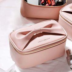 Pink Makeup Bag, Cute Makeup Bags, Makeup Brush Bag, Small Makeup Bag, Makeup Pouch, Makeup Brushes, Makeup Case, Travel Cosmetic Bags, Cosmetic Case