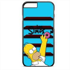 Simpson Homer TATUM-9620 Apple Phonecase Cover For Iphone SE Case 1c37db95bc51