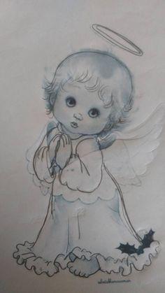 risco de anjo