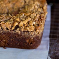 Favorite Oatmeal Cake with Broiled Coconut Frosting. Recipe