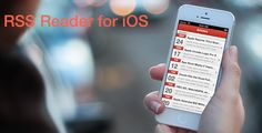 RSS Reader for iPhone . RSS, Blog and Atom Reader for