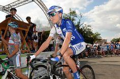 Jani Brajkovič tudi uradno za Bahrajn  BahrainMeridaCycling janibrajkovic
