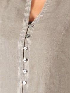 To place order DM us or whatsapp on 6394837380 Neck Designs For Suits, Neckline Designs, Dress Neck Designs, Designs For Dresses, Blouse Designs, Salwar Designs, Kurta Designs Women, Kurti Designs Party Wear, Salwar Pattern