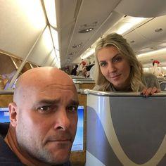 """bryanbaeumler: """"Another airplane...another creeper! @sarahbaeumler"""""""