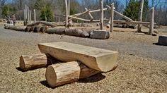 Huron Natural Area, Kitchener - activity table Firewood, Activities, Natural, Table, Crafts, Mesas, Crafting, Diy Crafts, Craft