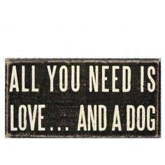 love my dog(s)!