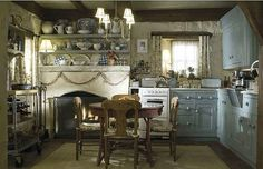rosehill cottage kitchen - Google Search
