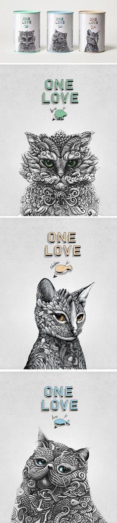 cat food design - Google Search
