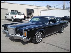 1971 Lincoln Continental 460 CI, Automatic for sale by Mecum Auction