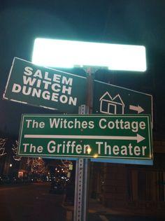 Salem, MA in Massachusetts