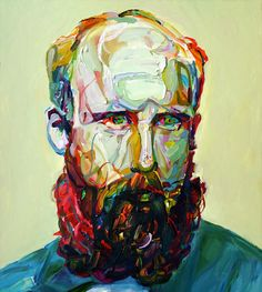 Illusion: The penetrating colors and eyes of Aaron Smith's portraits are amazing! His work is expressive, bold, and beautiful.    http://illusion.scene360.com/art/34273/feeling-the-emotions-through-each-brushstroke/