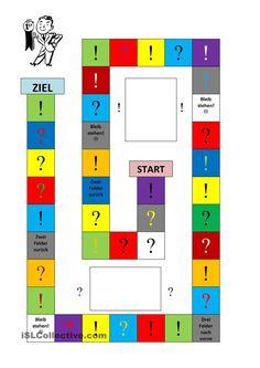 Brettspiel | Frei DAF  worksheets