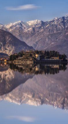 Lago Maggiore (Italy) by Caligsd - 500px