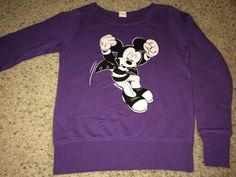 Sale Vintage UNIQLO UT Mickey Mouse pullover by casualisme on Etsy