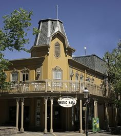 Heritage Square Music Hall & Dinner Theater #GoldenCO #Attraction