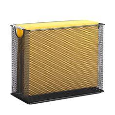 HIRSH Black Vertical 2-Drawer Filing Cabinet Metal   50, Metals ...