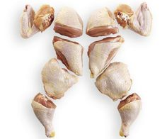 How to Cut a Whole Chicken into pieces. Save Money, don't pay the high prices for pre-cut chicken ever again! Easy and Simple Step by step guide!