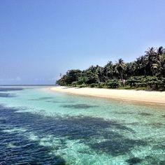 Ketawai Island, Bangka, Indonesia