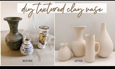 Painting Glass Jars, Diy Painting, Diy Painted Vases, Home Crafts, Diy Home Decor, Thrift Store Crafts, Thrift Stores, Thrift Store Decorating, Dollar Stores