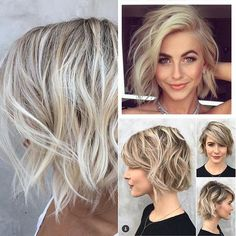This hairstyle has really been speaking to me recently! They're calling it #thejulianne (for obvious reasons) and I want to do it on everyone I know!  it's such a fun and flirty style! Give me a call if you are ready to make the cut! ✂️✂️✂️ 4078696384