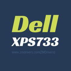 Dell XPS733 Desktops Drivers Free Download