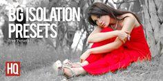 BG Isolation | Free Lightroom Presets