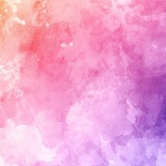 Pink texture watercolor Free Photo