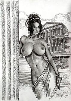 eropix: Art: Claudio Aboy