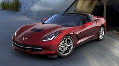 Here Are The 2016 Corvette Colors   GM Authority - 2016 Chevrolet Corvette Stingray In Long Beach Red Metallic Tintcoat