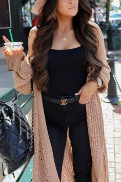 Gorgeous 47 Dreamy Outfit Ideas For Fall That Looks Cool Best Casual Outfits, Oufits Casual, Style Casual, Casual Fall Outfits, Fall Winter Outfits, Autumn Winter Fashion, Winter Clothes, Casual Attire, Casual Winter