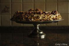 Cappuccino cake - throughly amazing :) Recipe on: http://gotujzwera.tumblr.com/post/83537899538/tort-cappuccino  Follow me!
