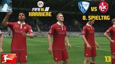 "Let's Play FIFA 16 Trainer Karriere #013 ""Bochum vs FCK"" [XBox360 Gamepl..."