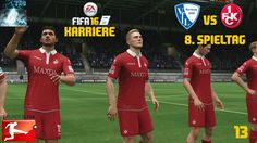 "Let's Play FIFA 16 Trainer Karriere #013 ""Bochum vs FCK"" [XBox360 Gamepl..."