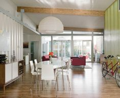 Container Homes Interiors