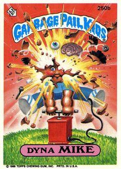 Garbage Pail Kids Original Series 6 | GEEPEEKAY