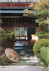妻籠旅館、旅館/Tsumago Ryokan Fujioto