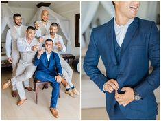Jelena and Zein dreamed of a tropical island celebration and chose the mystical spice island of Zanzibar as the destination for their beach wedding! Island Weddings, Groomsmen, Suit Jacket, Blazer, Celebrities, Beach, Jackets, Style, Fashion