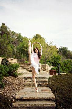 Ballet dancer Beckanne Sisk.