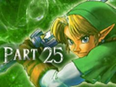 Legend of Zelda Ocarina of Time 3DS Walkthrough Part 25 - Racing For Pinks