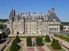 Castillo de Langeais (Francia)