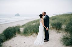 You all caughtShannon +John's intimate foggy mountain wedding thatwe shared last Friday, right? Well, today we have another gorgeous, foggy celebration to share– Kristin + Chris' intimate coastal Oregon vow exchange! For this laid back duo, tradition wasn't something they were all too worried about. Case in point: their wedding was a super relaxed, two-day […]