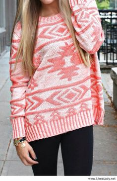 Love this sweater <3