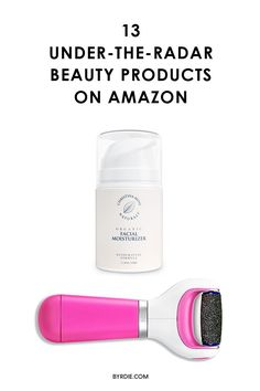 The best under-the-radar beauty products on Amazon