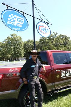 """Hear from The King of Nascar himself about Fence Armor.   Fence Armor is proud to protect the beautiful vinyl fences surrounding Petty's Garage.   Perfect for wood and vinyl fences and stand alone posts, such as mailboxes, signage, gazebos, and wood play structures. Full Protection fits rectangular and square posts, is available in heights of 3"""" or 6"""", and stacks to any height.   #richardpetty #pettysgarage #vinylfences #woodfences #fenceprotector #postprotector #postguard #fenceguard #diy Print Advertising, Advertising Campaign, Print Ads, Street Marketing, Guerilla Marketing, Post Guard, Monster Trucks, Richard Petty, Play Structures"""