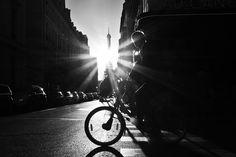 Paris by Roman Kanashchuk, via Behance