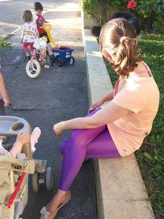 FEMINA - Modéstia e elegância: Legging Double Move da Live!