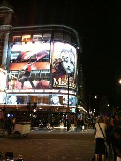 ... London View, Broadway Shows