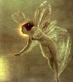 Come fairies and take me out of this dull world. For I would ride with you upon the wind and dance upon the mountains like a flame  --W.B. Yeats