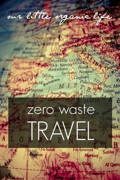Zero Waste Travel |