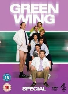 """Green Wing"""